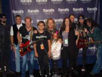 Diez Family Meet and Greet with Night Ranger, Brad Gillis